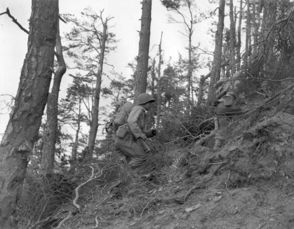 Climbing the Hills of Bruyères